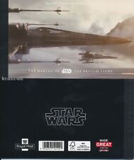 GB - 2015 PRESTIGE MARKENHEFT MH 181 - SCIENCE FICTION STAR WARS BOOKLET **