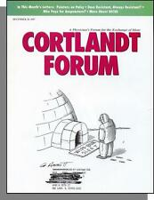 Cortlandt Forum - 1997, December 20 - Unique Medical Journal!