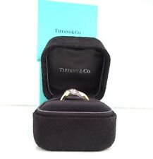 RARE Vintage TIFFANY 18k Yellow Gold Diamond .50 ct CURVED Band Ring*GAL Apprsl