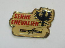 Ski Pin  Serre Chevalier Hautes Alpes In France Skiing Pin (#305)