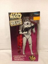 1997 Tiger Electronics Inc. Star Wars Stormtrooper Room Alarm Laser Target Game