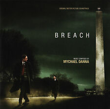 Breach (2007) Original Motion Picture Soundtrack CD by Mychael Danna ** NEW **