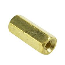 10pcs M3 12 mm Hexagonal net nut Female brass Standoff/Spacer