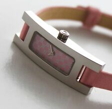 MINT with TAGS, GUCCI Swiss Luxury watch for Women, 3900L model, PINK!