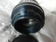35MM SPEED Volna Zeiss Biometar copy CINEMA 2.8/80MM PL-MOUNT LENS ARRIFLEX ARRI