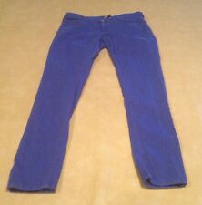 NWT The North Face w Valencia Pants Marker Blue Size 8 Mountain Heritage NEW