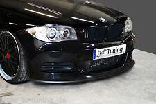 Spoilerschwert Frontspoiler Cuplippe aus ABS für BMW 1er E82 E88 M-Paket mit ABE