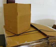 10 pack) 13 x 13.75 x 11.25 Shipping Box Corrugated Cardboard Brown Packing Box