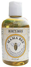 Burt's Bees Organic Mama Bee Nourishing BODY OIL 115ml Pregnancy/Maternity