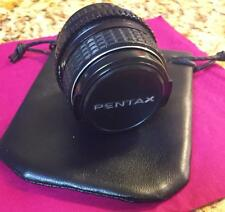 SMC Pentax-M PK Mount 50mm f/1.4 manual focus super fast Sharp Prime Lens
