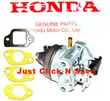 16100-Z0J-013 GENUINE HONDA GC160 Engines CARBURETOR & GASKETS KIT SET BB 61JB