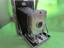 Vintage camera Polaroid Model 95A land camera Bellows Art Deco
