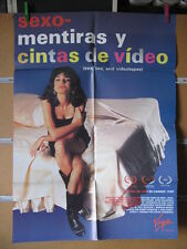 1757     SEXO MENTIRAS Y CINTAS DE VIDEO JAMES SPADER ANDIE MACDOWELL