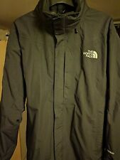 The North Face Men's HYVENT Black 3 in 1 Jacket with Fleece Large L