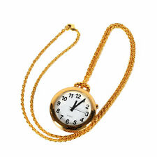 Talking Pendant Pocket Watch - Low Vision, Loud, Easy, Stylish, With Chain