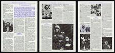 ORIG. dossier werner Herzog Klaus Jones Aguirre interview film cinéma 1973
