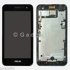 US New Asus PadFone X Mini T00S LCD Screen Digitizer Touch Panel Glass + Frame
