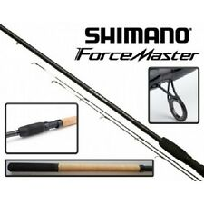 "Shimano Forcemaster 12"" Distance Feeder Fishing Rod + 2 tips."