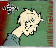 "CD - All Systems Go ""Tell Vicky"" (4 tracks)"