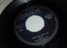 DELL-VIKINGS How Can I Find True Love / Come Go With LONDON DOO WOP IMPORT 45 7""
