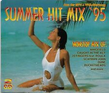 Summer Hit Mix '95 by Various Artists CD Oct-2005 2 Discs ZYX Music