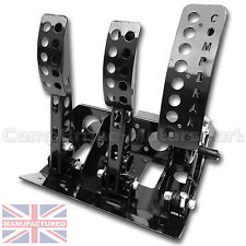 BMW E30 Remote Hydraulic Floor Mounted CABLE Pedal Box CMB6051-CAB-BOX