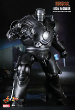 HOT TOYS 1/6 MARVEL IRON MAN MMS164 IRON MONGER OBADIAH STANE ACTION FIGURE US