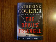 The Devil's Triangle by Catherine Coulter (2017 Hardcover)