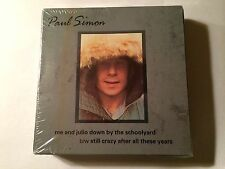 "Paul Simon Me & Julio By The Schoolyard/Still Crazy After These Years 7"" & Tee"