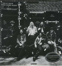 THE ALLMAN BROTHERS - Live At The Fillmore East 200g Clarity Vinyl LP - SEALED