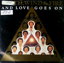 "7"" 1980 IN MINT- ! EARTH WIND & FIRE : And Love Goes On"