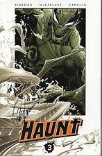Haunt Vol.3 / 2012 US TPB / Signed by Greg Capullo!
