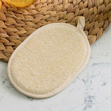 1pcs Natural Luffa Loofah Pad Body Skin Clean Scrubber Bath Shower Spa Sponge