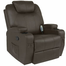 Best Choice Products Massage Recliner Sofa Chair Heated W/ Control Ergonomi