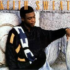 KEITH SWEAT : Make It Last Forever  - CD New Sealed