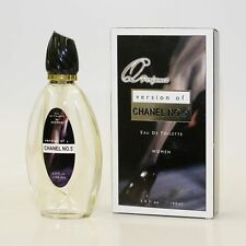 Q Perfumes version of Chanel No. 5 by Chanel Women's Perfume 3.4 oz New In Box