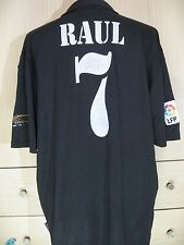 RAUL GONZALEZ REAL MADRID CENTENARY 2002 SPAIN FOOTBALL SHIRT SOCCER JERSEY XL