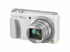 Panasonic LUMIX DMC-TZ56 16,0 MP Digitalkamera - Weiß