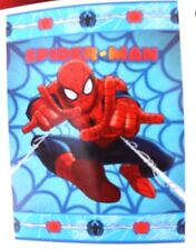 "SPIDERMAN MARVEL COZY THROW 42"" X 57"" BLANKET FREE SHIPPING NWT"