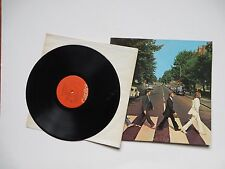 The Beatles Abbey Road Capitol SO-383 Red Label Mastered by Capitol on Dead Wax
