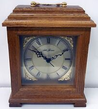 "SETH THOMAS  QUARTZ MANTLE CLOCK ""MONTGOMERY"" MOK1604"