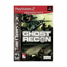Tom Clancy's Ghost Recon (PS2), Very Good PlayStation2, Playstation 2 Video Game