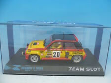 Team Slot PDV01011802 Renault 5 Turbo, mint boxed unused
