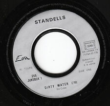 "7"" 45 TOURS PROMO FRANCE STANDELLS ""Dirty Water / Mi Hai Fatto Innamorare"" 1984"