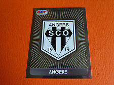 N°527 BADGE ECUSSON ANGERS JEAN BOUIN D2  FOOT 2008 FOOTBALL 2007-2008