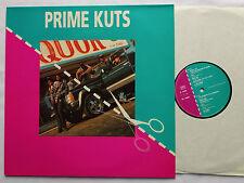 V/A - PRIME KUTS Vol.2 - FRENCH LP IES Prod. / PAR (1990) Hip Hop NEW-UNPLAYED