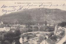 MENAT 197 panorama des deux ponts écrite 1946