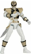 Power Rangers Mighty Morphin Legacy Blanco Power Ranger 16.5cm figura