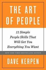 The Art of People by Dave Kerpen (2016, Hardcover)