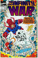 Infinity War # 3 (of 6) (Ron Lim, 52 pages) (USA, 1992)